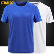 Fmix quick dry T-shirt Adidas speed dry clothing summer sports outdoor air service women running fitness code