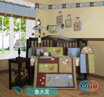 Purchase baby boutique pilot boy nursery 13 piece crib bedding