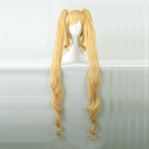 Magic cosplay wig Rozen maiden true red female sideburns volume two in Rome Tiger clip style