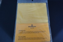 Germany Imports Swiss Bergeon Wipe Gold and Silver Jewellery Clean Rag Polishing Cloth