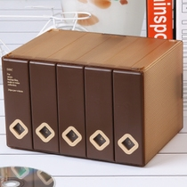 CD box era good product CD storage box large capacity Disc Storage box disc box CD box disc box