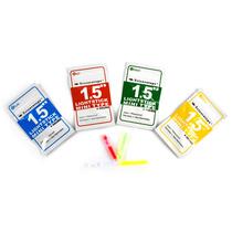 Triangle Dragon 1.5 inch mini fluorescent rod disposable micro tactical Signal identification