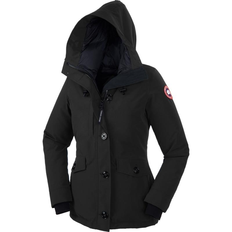 [The goods stop production and no stock]American direct mail Canada Goose B5032T winter warm simple hooded outdoor casual down jacket women