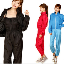 Slimming pants slimming sweats weight loss sauna clothes suits pants dance exercise fitness girl gym pants suit