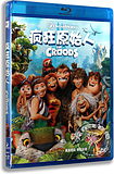 Genuine HD Blu-ray Genuine movie BD50 The Croods with national distribution