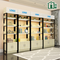 Display Cabinet Shelves Storage Household Cabinets Supermarket Showcase  Portfolio Container Partition Boutique Wine Exhibition Cabinet Part 95