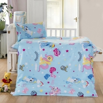 Nursery Quilt 36 pieces of cotton with core quilt cover spring and Autumn children cartoon bedding nap small Mabauli