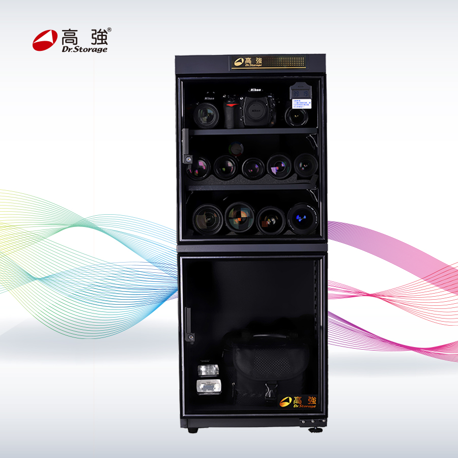 Authentic original high-strength CDL-220 electronic moisture-proof box SLR photographic camera lens mold anti-oxidation