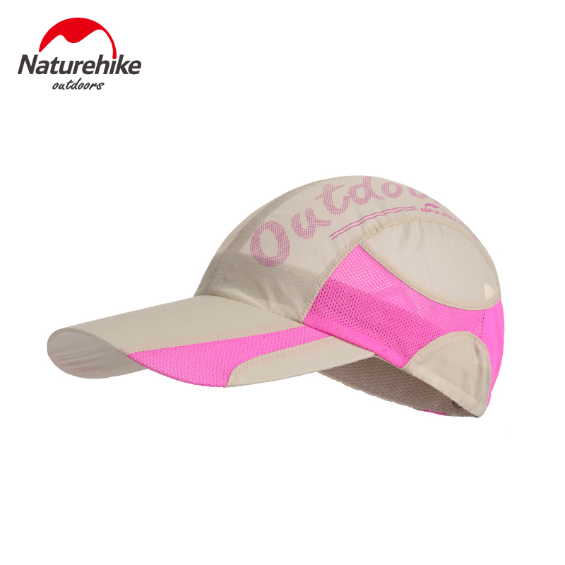 NH Nokia Summer Sunscreen Breathable Sunshade Cap Outdoor Male and Female Duck Tongue Cap Mountaineering Hiking Dried Baseball Cap