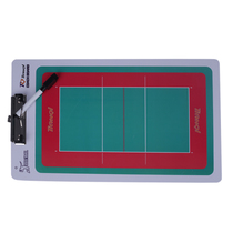 New Volleyball Tactical Board PVC Trainer Tactical Disk Diagram Board Sandplay Volleyball Tactical Board