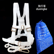 Working safety belt, outdoor climbing rope, anti falling safety belt, five European style electric belt