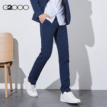 G2000AT TWENTY mens suit trousers in 2018 Spring   Summer new casual dress breathable and comfortable suit pants