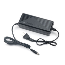 Lithium battery charger 12V6A8A10A