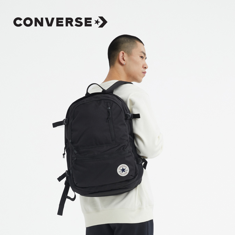 CONVERSE Converse Official Straight Edge Casual Shoulder Bag Practical Bag 10021138