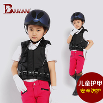 Childrens horse riding armor protective vest children Equestrian Armor Child Knight Clothing equestrian Armor Safe and breathable