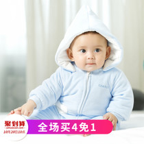 Warm baby 0-1 baby clothes