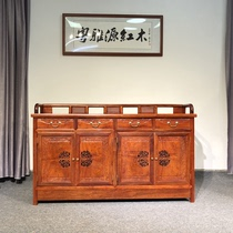 Burmese Rosewood Dining Cabinets mahogany tea water cabinet solid wood cabinets modern simple big fruit rosewood lockers