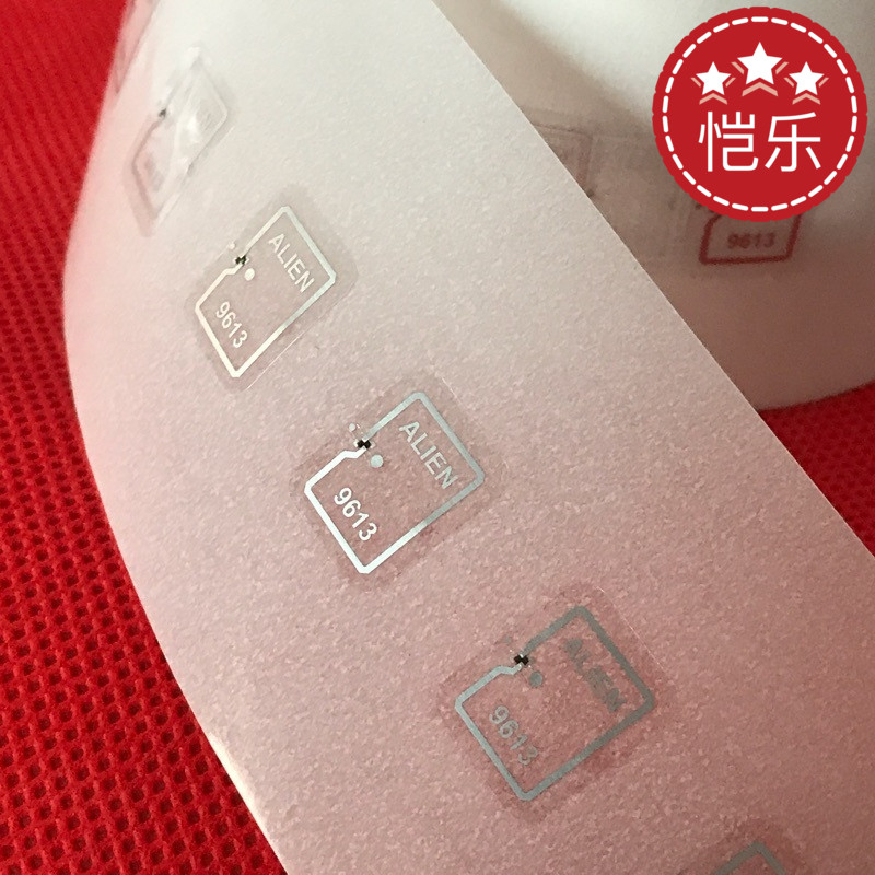 ALN-9613 / ALN-9713 UHF RFID tags RFID tags Alien inlay tags