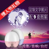 Звездный свет вращающийся проектор на заказ романтический ночной свет морской звездный свет творческий динамик Bluetooth подарок на день рождения