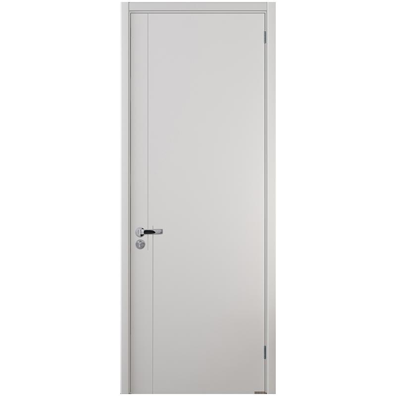 TATA Wood Doors Simple Bedroom Doors Indoor Living Room Doors Set Doors Home Wood Doors . . .