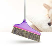 Genius cat bristles pig hair broom soft broom broom non-stick hair anti-static special clearance