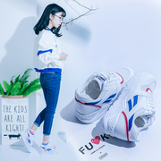 2017 new spring shoes sports shoes Korean ulzzang Harajuku shoes running shoes all-match students