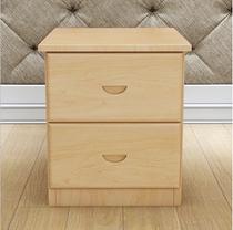 特价床配套头柜 现代小户型卧室简易床头柜 简约储物柜带抽屉