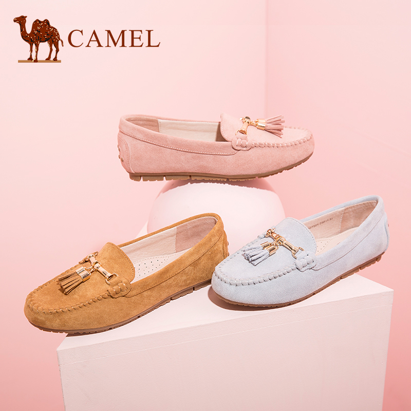 CAMEL Camel Shoes for Women in Autumn and Winter