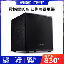 Yacare ya bridge CS-120W subwoofer 12 inch home theater active subwoofer home