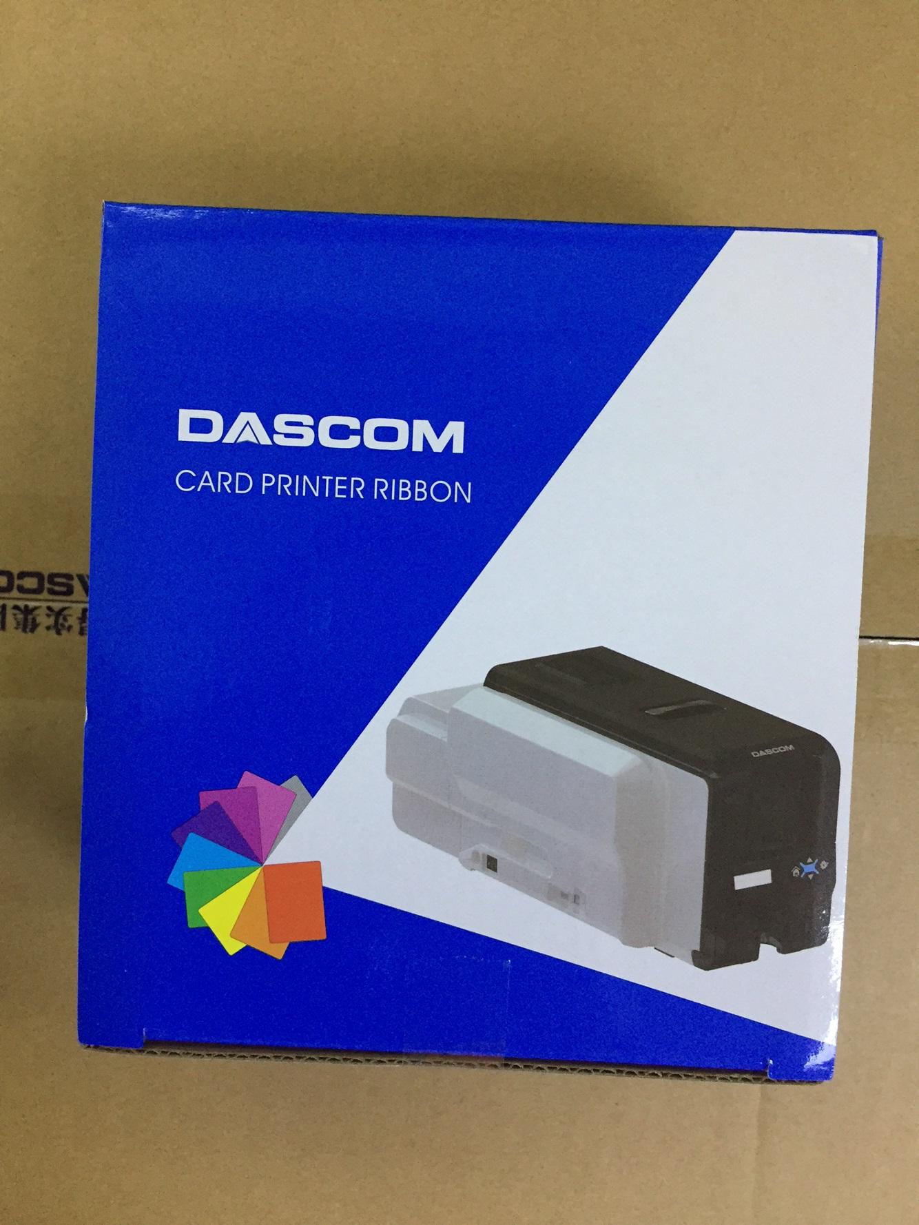 Solid card machine ribbon DC-3300 DCK-305 smart card printing machine color 27016001
