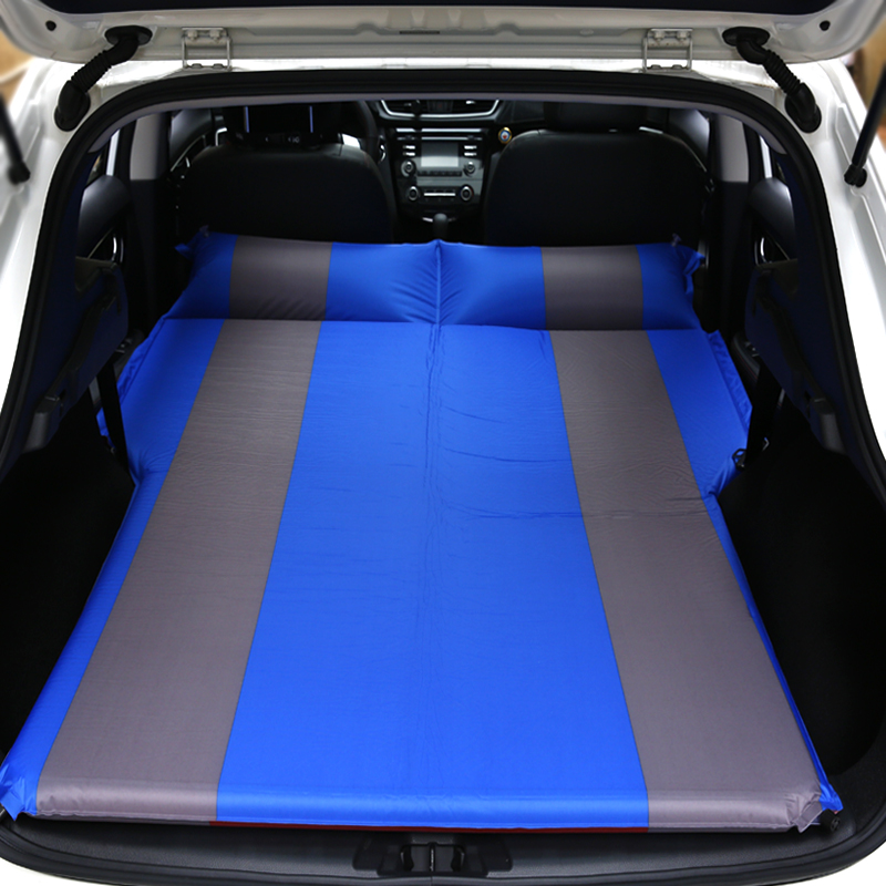 Car shock bed car travel bed car from inflatable mattress siesta outdoor dew camping mats off-road car sedan