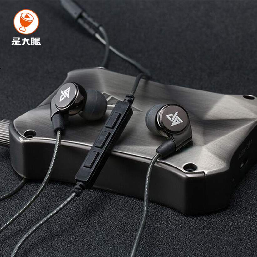 TUG EVERYTHING AUGLAMOUR/ buzz R1S from the point of ear metal mobile phone microphone headset