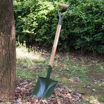 Pioneering wooden handle shovel tip shovel shovel shovel shovel shovel shovel snow snow shovel garden tree tools 222207