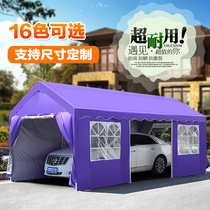 Spartan automobile canopy cloth parking shed enclosure tent surrounding cloth around cloth sample color printing