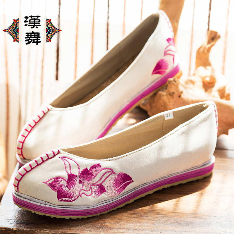 New Fashion of Women's Shoes in Han Dance