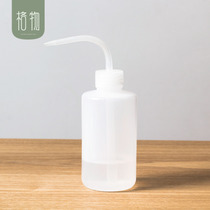 Conforming vase water injector flower hanging plus water bottle flowerpot Plastic sharp nozzle kettle bend mouth plus kettle suction water bottle