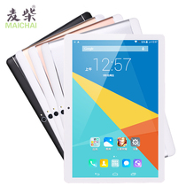 Maichai M9 10 inch Android thin Tablet eight-core mobile 12 dual SIM WiFi network 4G talk combo