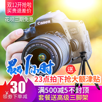 Canon Canon EOS 750D 800D Entry-level SLR camera male and female student Travel HD digital