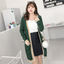 Mining more than fat mm slim color no buckle sweater