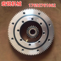 Small outer tooth rotary support bearing rotary bearing rotary bearing turntable turn support bearing spot turn support