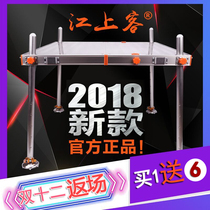 Jiang Passenger fishing table 2018 new thickened foldable Diaoyutai Deepwater fishing platform Ultra Light Multifunctional