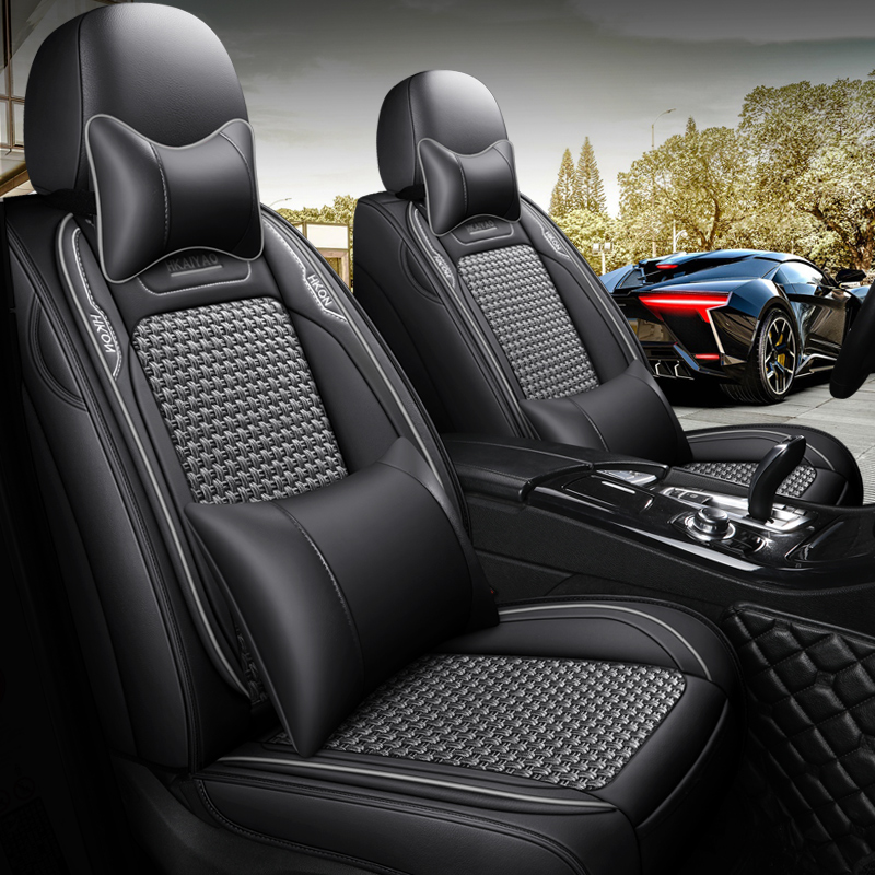 Chevrolet LeFeng Love Europe hatchback special seat cover car thickened all-inclusive seat cover seat cushion four seasons GM