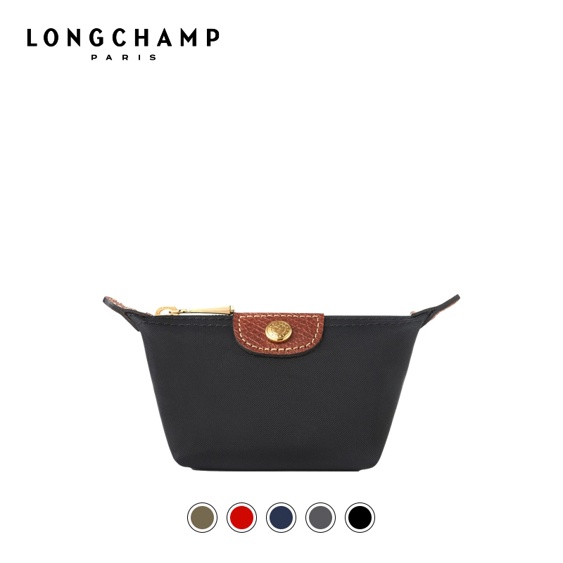 Ms. LONGCHAMP Le Pliage's classic change Wallet