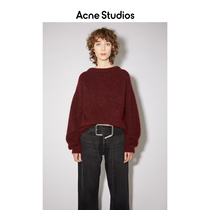 Acne Studios 2021 early autumn new womens mohair blended sweater sweater A60195-CL3