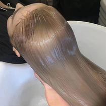 Evaporation-free film Repair dry film Improve frizz hair care Spa smooth conditioner Female supple