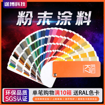 Powder coating high sub-light static household inside and outside epoxy plastic powder polyester thermo-solid sand wrinkle orange spray powder