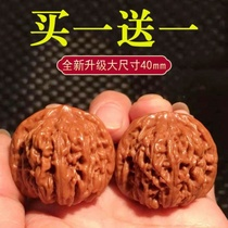 Text play walnut lion head play hand play wild grinding disc boutique four buildings Official hat Tiger head stuffy tip Buy one get one free