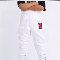 击剑服装裤子全套儿童成人新款加厚可参赛350N防刺面料比赛保护服