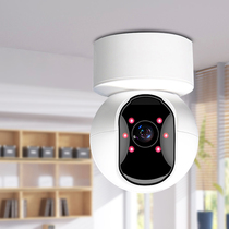 Wireless 360-degree panoramic camera phone wifi network remote indoor and outdoor home HD night vision monitor