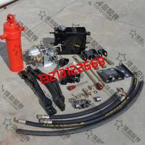 自卸汽油三轮摩托车翻斗液压自卸改装配件 翻斗自卸改装 机械电控